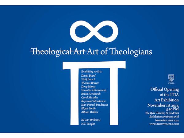 Art of Theologians—first ITIA art exhibition