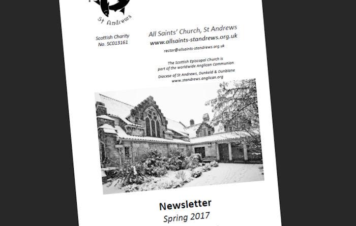 Newsletter—Spring 2017