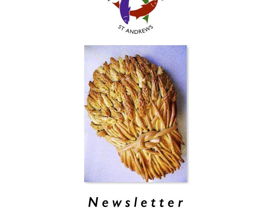 Lammastide Newsletter